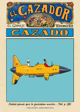 CAZADOR CAZADO, EL [CÓMIC]