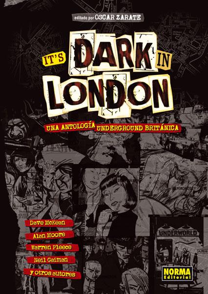 ITS DARK IN LONDON