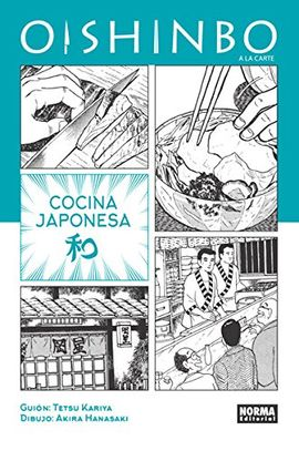 1. OISHINBO A LA CARTE - COCINA JAPONESA