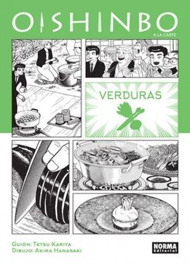 5. OISHINBO A LA CARTE - VERDURAS