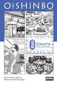 7. OISHINBO A LA CARTE - IZAKAYA, TAPAS JAPONESAS