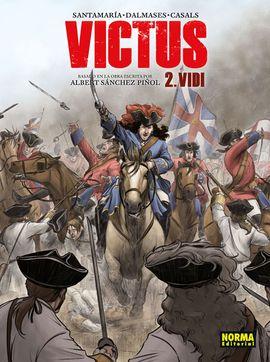VICTUS [CÓMIC - CAS]