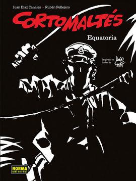 CORTO MALTÉS - EQUATORIA [EDICIÓN ESPECIAL EN BLANCO Y NEGRO]