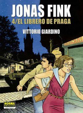 JONAS FINK. 4/ EL LIBRERO DE PRAGA