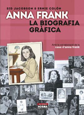 ANNA FRANK. LA BIOGRAFIA GRÀFICA