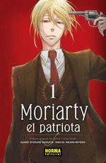 MORIARTY EL PATRIOTA 01