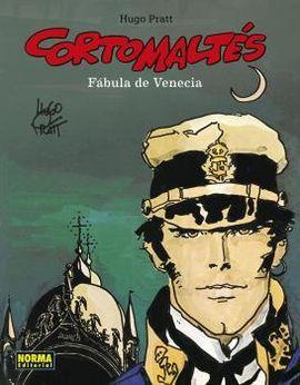 7. FABULA DE VENECIA. CORTO MALTES