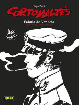 7. CORTO MALTES. FABULA DE VENECIA. EDICION B/N