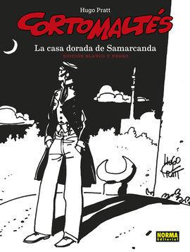 CORTO MALTÉS. LA CASA DORADA DE SAMARCANDA