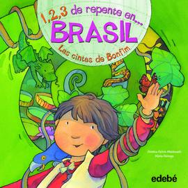 1,2,3 DE REPENTE EN... BRASIL
