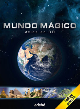 MUNDO MÁGICO. ATLAS EN 3D