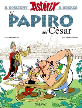 PAPIRO DEL CÉSAR, EL [COMIC]