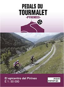 PEDALS DU TOURMALET 1:50.000 -MONT EDITORIAL