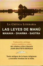 LEYES DE MANU, LAS