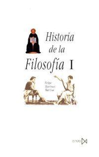 (T.1) HISTORIA DE LA FILOSOFÍA