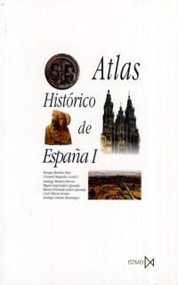 I. ATLAS HISTORICO DE ESPAÑA [BOLSILLO]