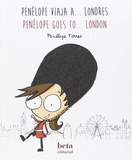 PENÉLOPE VIAJA A ... LONDRES / PENELOPE GOES TO LONDRES