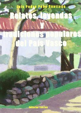LEYENDAS Y TRAD. POPULARES PAIS VASCO