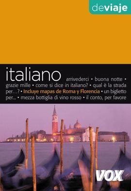 ITALIANO DE VIAJE -VOX