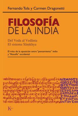FILOSOFIA DE LA INDIA