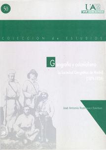 GEOGRAFIA Y COLONIALISMO