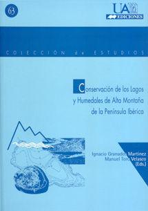 CONSERVACION DE LOS LAGOS Y HUMEDALES DE ALTA MONTAÑA ...
