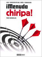 ¡MENUDA CHIRIPA!