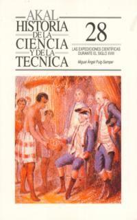 LAS EXPEDICIONES CIENTIFICAS DURANTE EL SIGLO XVIII