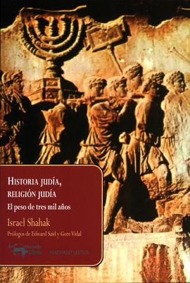 HISTORIA JUDÍA RELIGIÓN JUDÍA  (BOLSILLO)