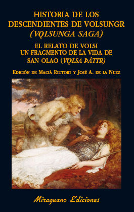 HISTORIA DE LOS DESCENDIENTES DE VOLSUNGR (VQLSUNGA SAGA)