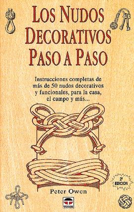 NUDOS DECORATIVOS PASO A PASO, LOS