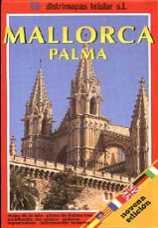 MALLORCA 1:200.000 PALMA 1:10.500 -TELSTAR