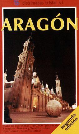 ARAGÓN [1:400.000] -TELSTAR