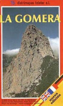 LA GOMERA 1:50.000 -TELSTAR