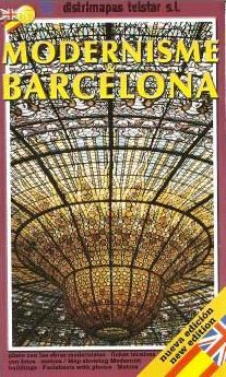 MODERNISME & BARCELONA (CAS/ENG) [1:8.800] -TELSTAR
