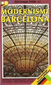 MODERNISME & BARCELONA (DEU/ITA) [1:8.800] -TELSTAR