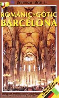 BARCELONA ROMÀNIC GÒTIC (ALE/ITA) [1:10.500] -TELSTAR