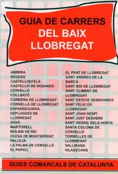 BAIX LLOBREGAT - GUIA DE CARRERS -TELSTAR
