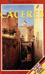 CÁCERES [1:8.000] - PROVINCIA [1:460.000] -TELSTAR