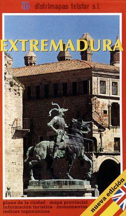 EXTREMADURA 1:400.000 -TELSTAR