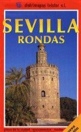SEVILLA RONDAS [1:12.000] - PROVINCIA [1:300.000] -TELSTAR