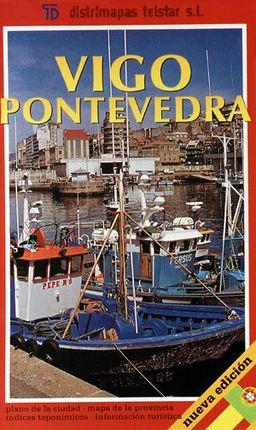 VIGO [1:8.000] - PONTEVEDRA [1:6.000] - PROVINCIA [1:275.000] -TELSTAR