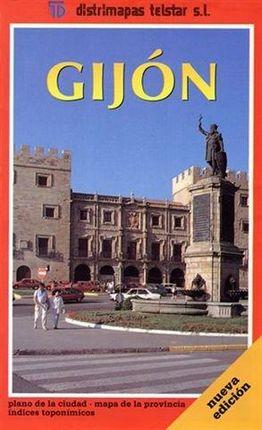 GIJON 1:10.500 [ASTURIAS 1:250.000] -TELSTAR