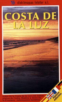 COSTA DE LA LUZ [1:275.000] -TELSTAR