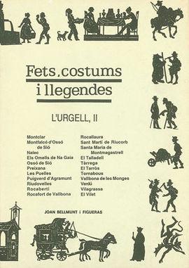 URGELL II, L'. FETS, COSTUMS I LLEGENDES