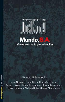 MUNDO, S.A. VOCES CONTRA LA GLOBALIZACION