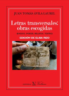 LETRAS TRANSVERSALES. OBRAS ESCOGIDAS