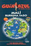 MALI Y BURKINA FASO -GUIA AZUL