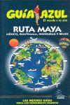 RUTA MAYA -GUIA AZUL