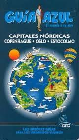 CAPITALES NORDICAS -GUIA AZUL